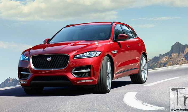 Jaguar F-Pace India launch on October 20. Prices start @ 68.40 lakhs