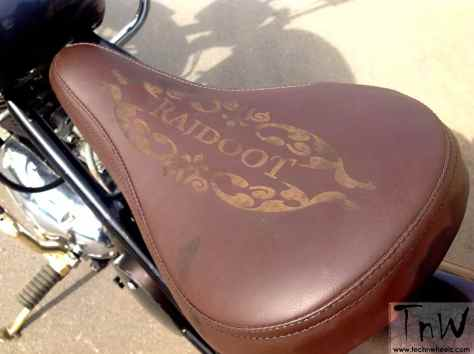 RAJDOOT-175 RELOADED by Ayas Customs (30)