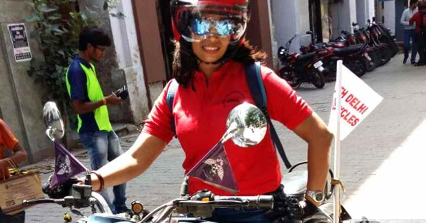 World Women Riders: Priya Meghwal on her love for Royal Enfield and adventurous life