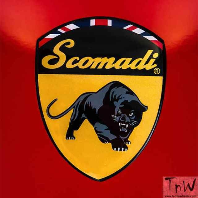 Scomadi Scooters logo