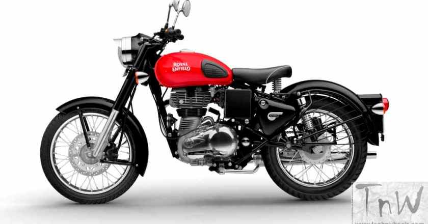 Royal Enfield Redditch series detailed
