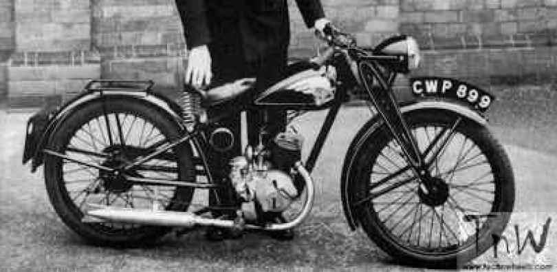 125cc 'Royal Baby