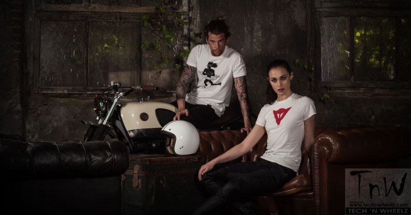 Dainese and AGV celebrates 115 years launching Anniversario Collection