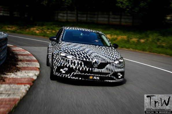 All-New Mégane R.S. to make its debut at the Monaco Formula 1 Grand Prix