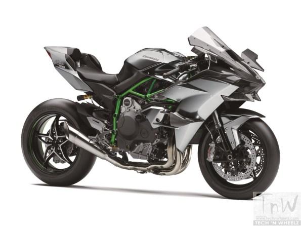 Kawasaki motorcycles gets make-over for 2018 range