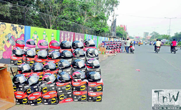 ISIHMA (ISI helmet manufacturer association) demands compulsion on helmet rule. Ban non ISI