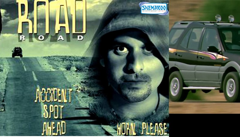 Road (2002) bollywood movie and the vehicles spotted
