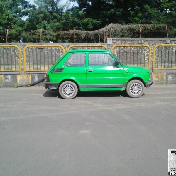 Classic Tales: Fiat Jolly 650