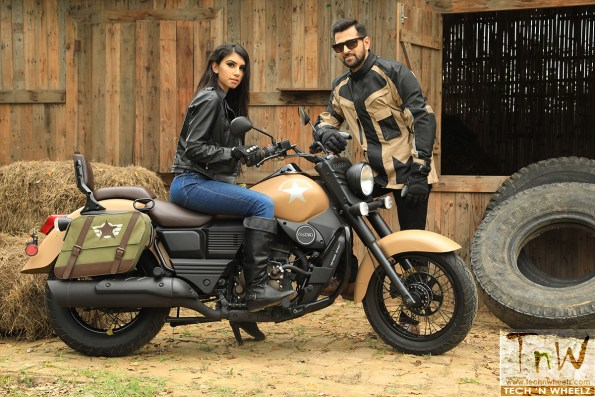 UM Renegade Classic & Mojave Edition launched. Bookings open