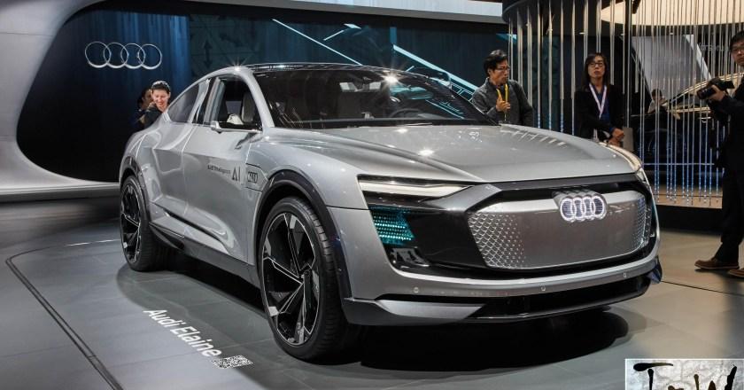 2017 Tokyo Motor Show: Audi Elaine