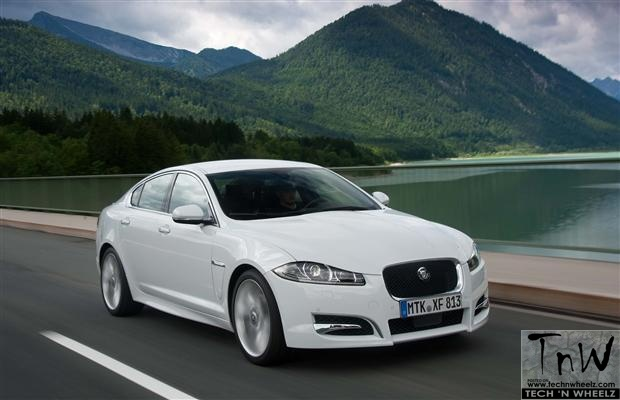 Over 8000 units of Jaguar XF recalled in China