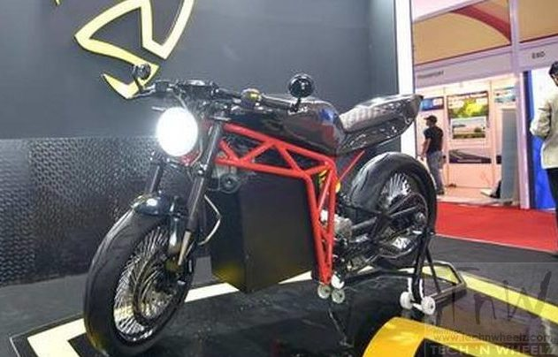 Made-in-India Menza Lucat electric motorcycle launched