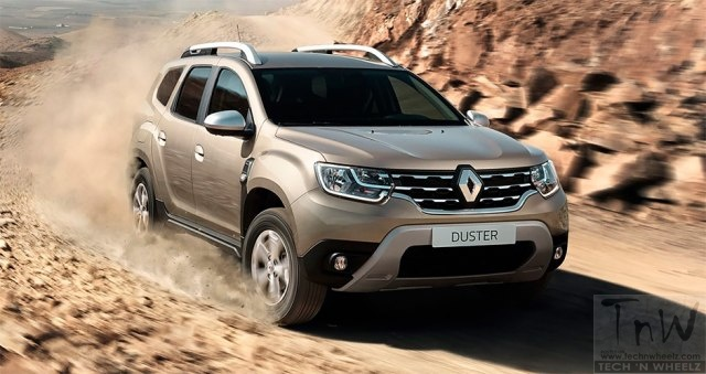 2018 Renault Duster arrives in the Middle East