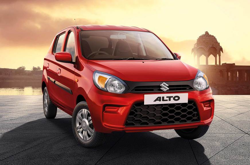 Maruti Suzuki Alto 800 with BSVI compliant engine launched