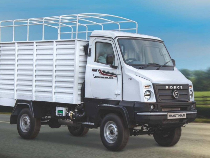 Force Motors Shaktiman 200 revealed