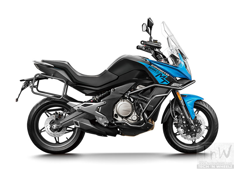 CFMoto 300NK, 650NK, 650MT India Launch scheduled in May