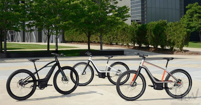 Harley-Davidson unveils new eBicycle designs