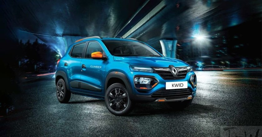 2020 Renault Kwid and Climber launched. Priced at ₹ 2.83 Lakh