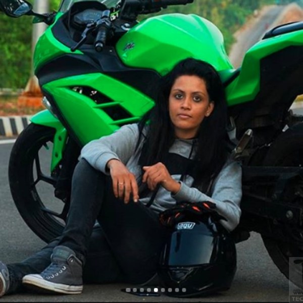 Women Motorcycle Diaries: Devika on her motorcycling stories, love for superbikes and track racing
