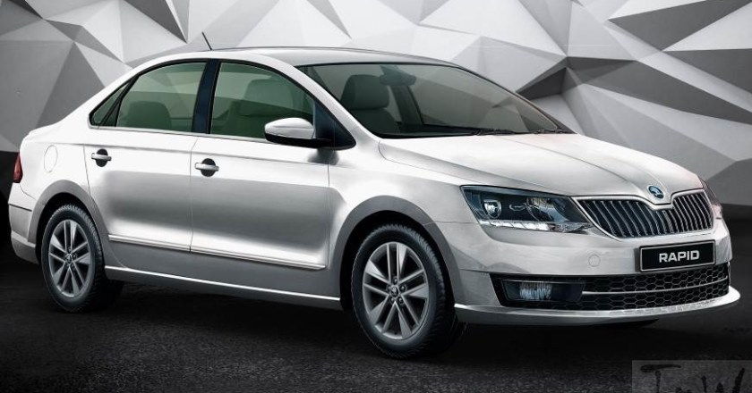 BS6 Skoda Rapid TSI launched. Prices start INR 7.49 lakh