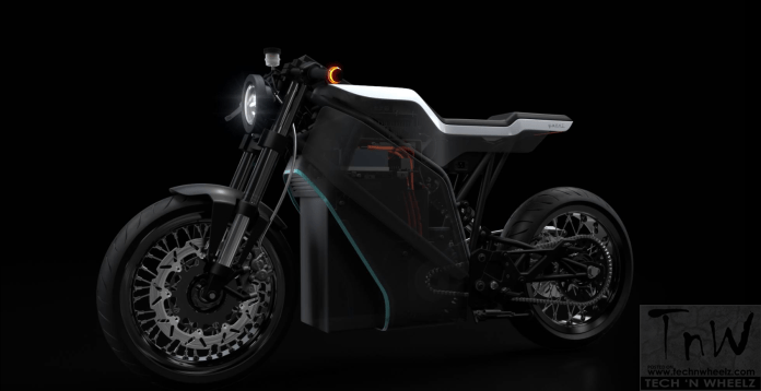 Yatri Motorcycles Project Zero. Nepal's first-ever electric motorcycle