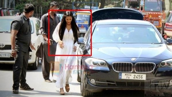 Irresponsible!! Poonam Pandey busted in a BMW for violating Covid-19 lockdown