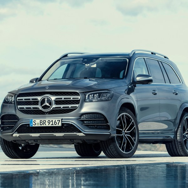2020 Mercedes-Benz GLS launched. Gets Mercedes' latest MBUX multimedia system