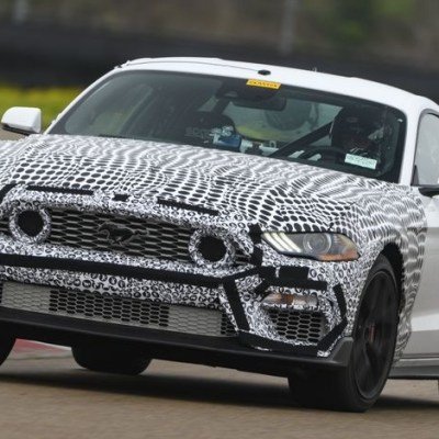 2021 Mustang Mach 1 to debut with 5.0-liter V-8 engine