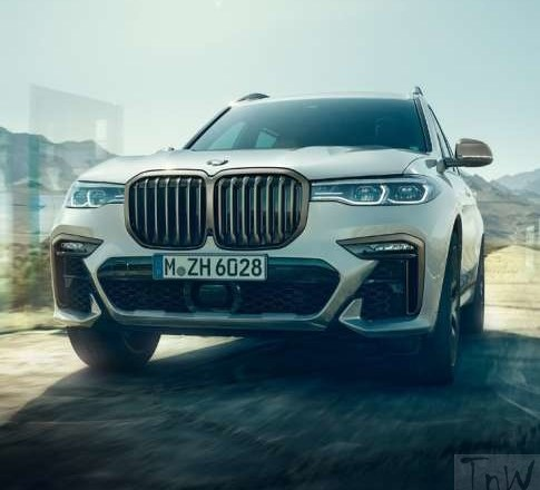 BMW X7 M50d – range topping trim launched in India