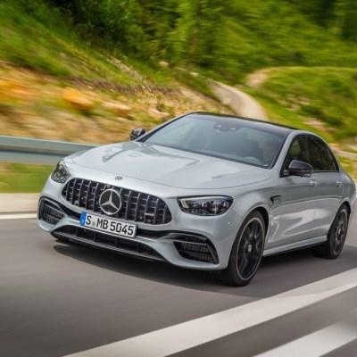 2021 Mercedes-AMG E63 S : More comfort, same power