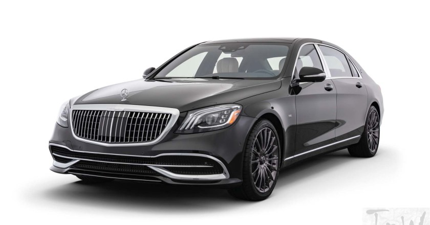 Mercedes-Maybach S 650 Night Edition limited to just 15 units in the US