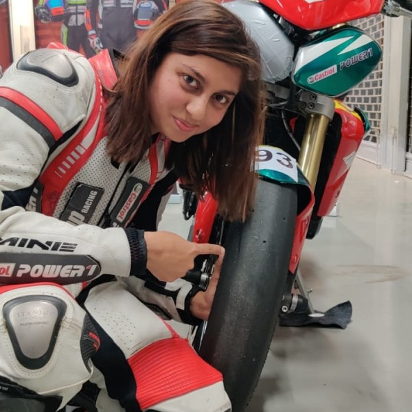 World Women Bikers: Kalyani Potekar on life with motorcycles and track racing