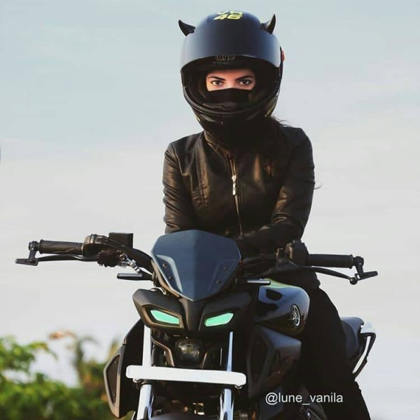 World Women Bikers: Lune Vanila from Kerala on her motorcycling stories and hobbies