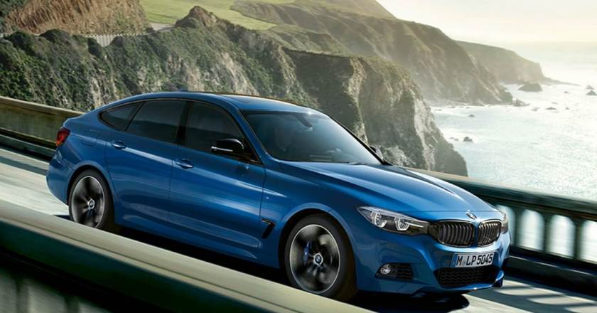 BMW 3 Series GT Shadow Edition launched. Limited-edition variant offered in top-spec M Sport trim
