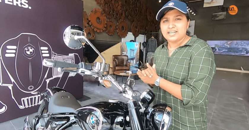 Walkaround Video: BMW R 18 cruiser