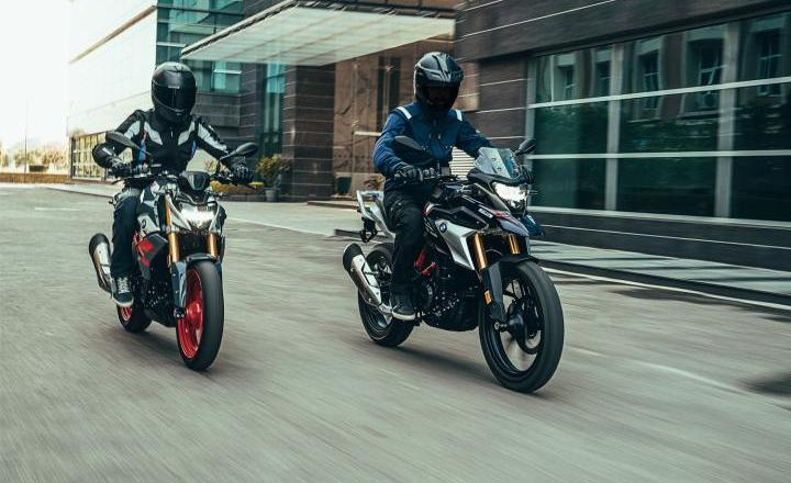 2020 BMW G 310 R and G 310 GS launched. Gets new colour scheme and LED headlights