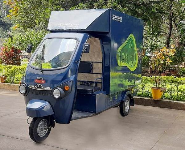 Kinetic Green launches Safar Jumbo electric 3-wheeler