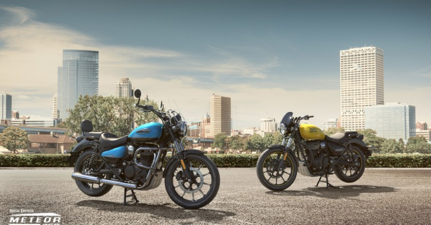 Royal Enfield Meteor 350 launched with wide customization options