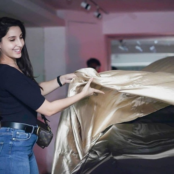 Actress Nora Fatehi buys New BMW 5-Series luxury sedan