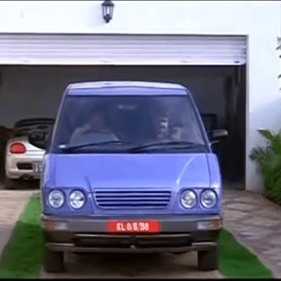 Kajah Kazwa | The Rarest MPV In India