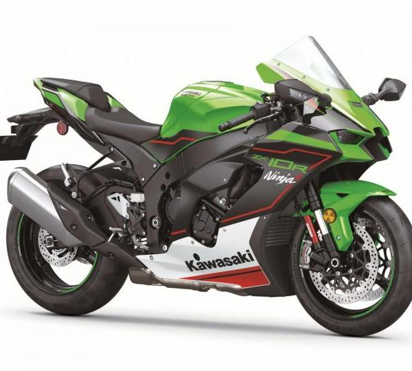 2021 Kawasaki Ninja ZX-10R launched at INR 14.99 lakh