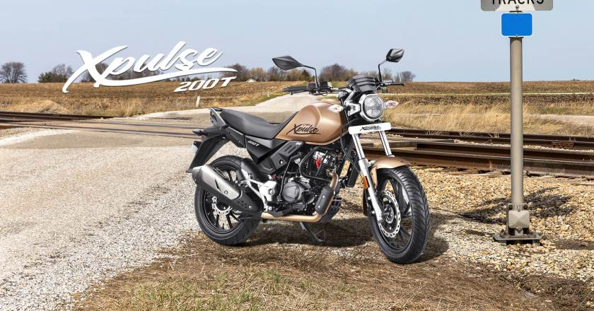 Hero Xpulse 200T BS6 launched at INR 1.13 lakh