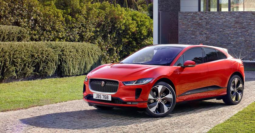 Jaguar I-Pace launched in India at INR 1.06 crore
