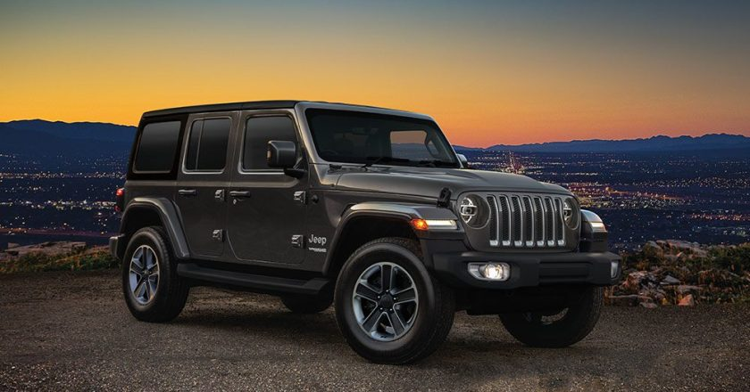 Made-in-India Jeep Wrangler launched at INR 53.9 lakh