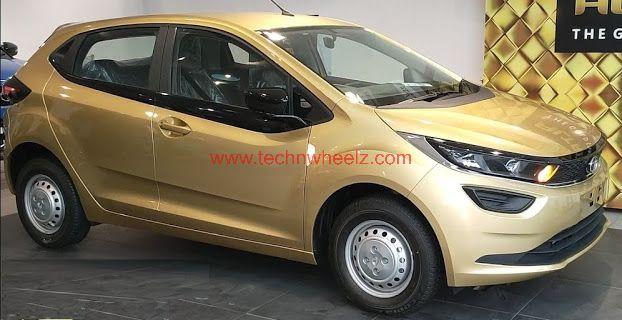 Tata Altroz XM High Street Gold