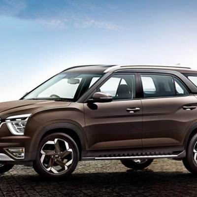 Hyundai Alcazar SUV production-spec revealed
