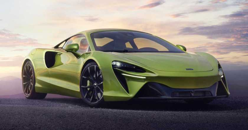 McLaren is finally, officially coming to India