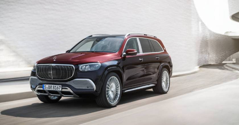 Mercedes Maybach GLS 600 4Matic launched at INR 2.43 crore