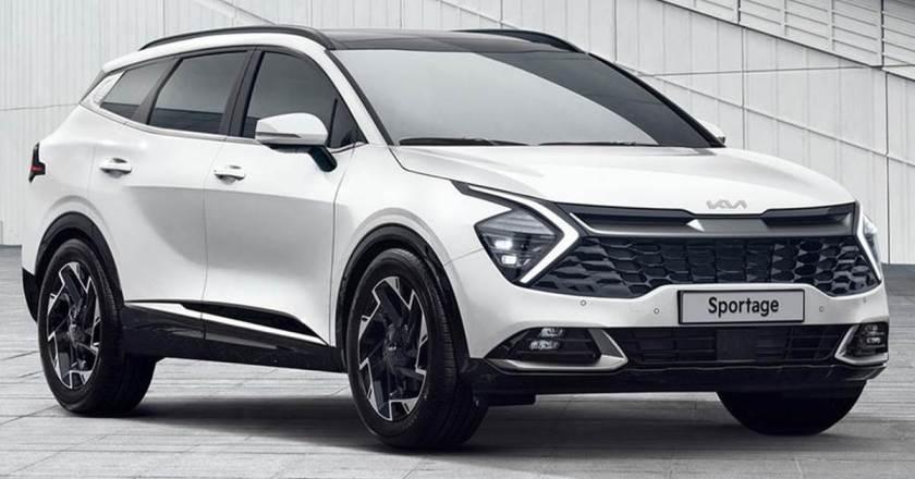 Kia reveals fifth-gen Sportage SUV