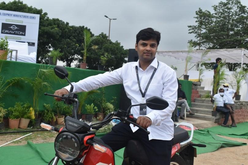 Parshuram Paka Founder Ceo Gravton